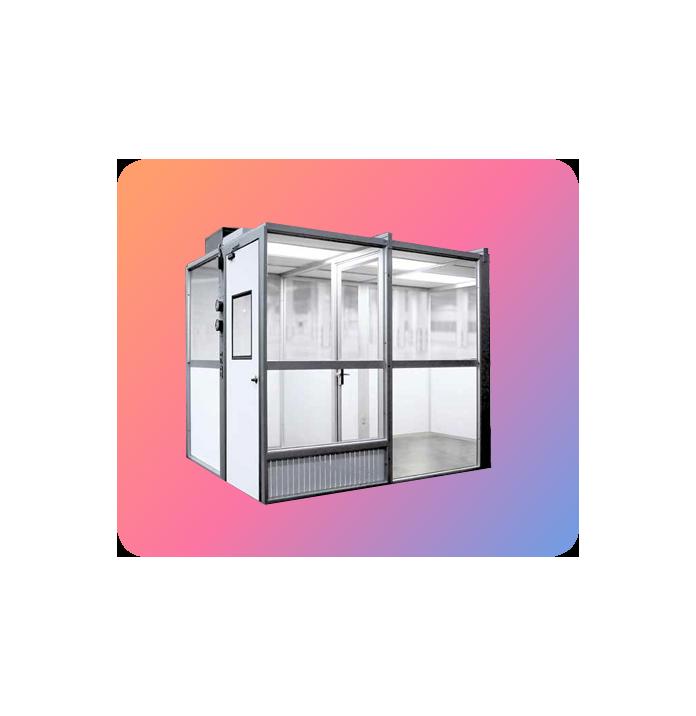 Hardwall Cleanroom Enclosures