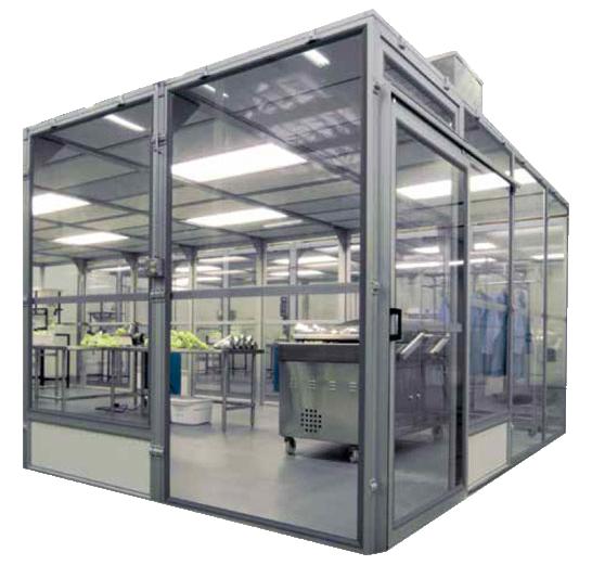 Clean Room Modular Enclosure